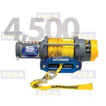 Terra 4500 12V Liertouw - 2041 kg