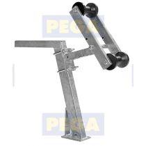 Boegsteun (Uitvoering ECONOMY / EUROLINER / V-Liner ) 1000 kg Voor dissel 70 mm